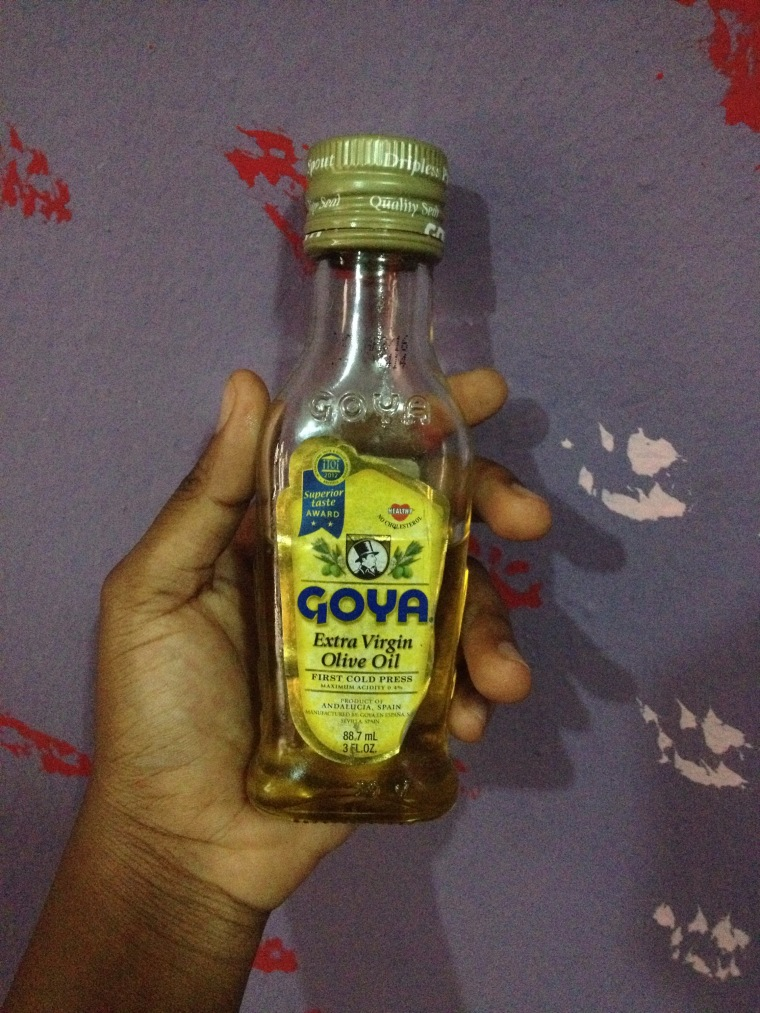 """Is """"Anointing Oil"""" good for natural hair?"""