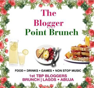 The Blogger Point Brunch