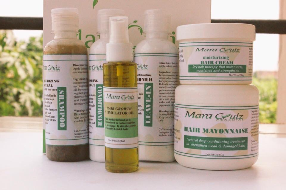 17 Nigerian Hair Care Brands You Suld Know About