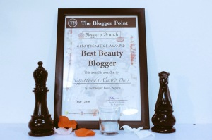 Best Beauty Blogger