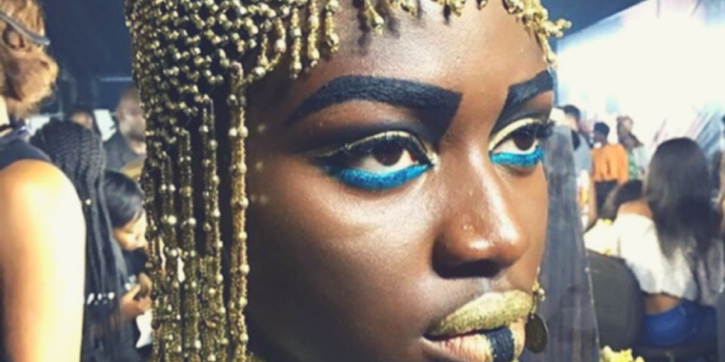 Maybelline at Lagos Fashion and Design Week 2016