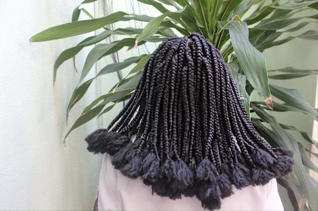 Brazilian wool braid