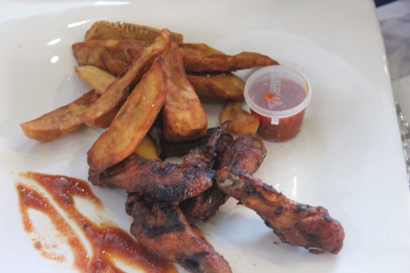Restaurant Review: Bibi's Grillhouse