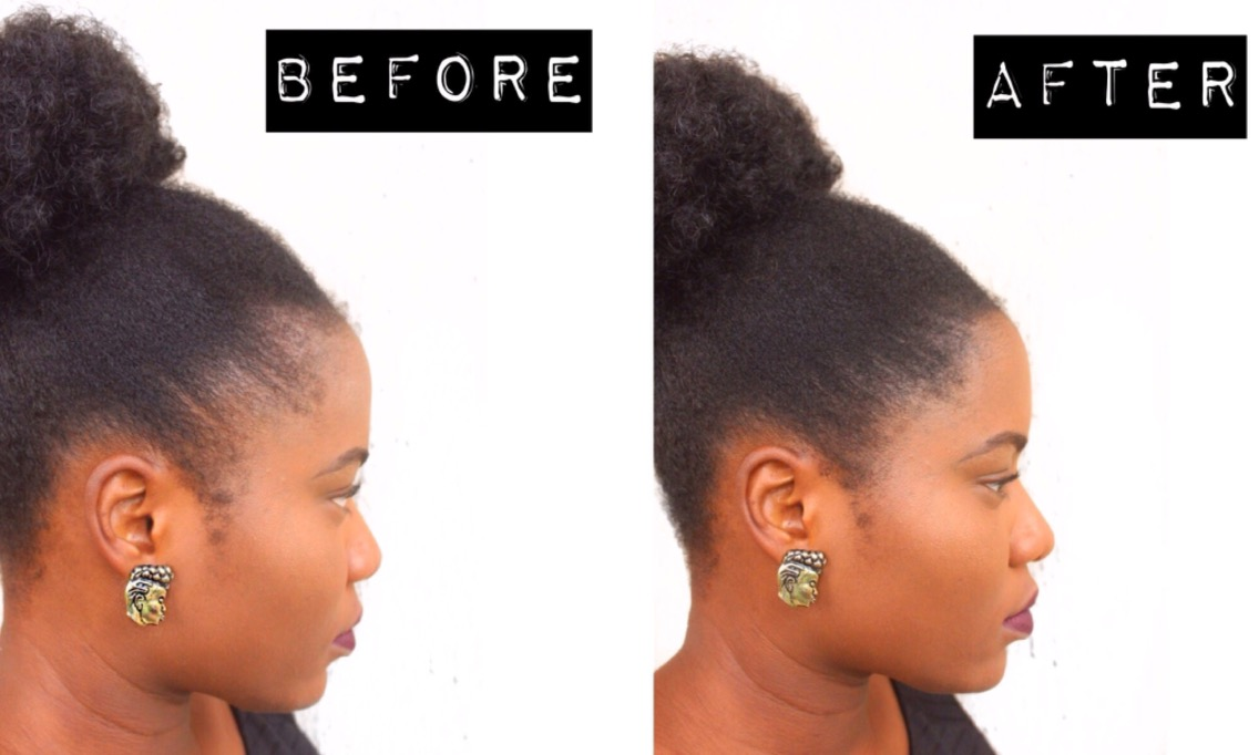 Get Fuller Edges in Two Minutes with Toppik